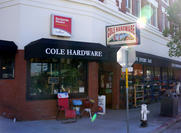 Store Front Cole Hardware