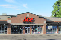 Store Front 4th South Ace Hardware