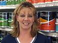 Manager Sonja Ybarra