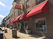 Store Front Welcome to Debo Ace Hardware