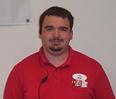 Assistant Manager Dan Rhodes