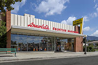 Store Front ARNOLD'S FRONTIER HARDWARE