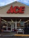 Store Front Williamston Ace Hardware & Rental