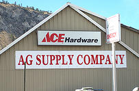 Store Front Ag Supply Ace Hardware Brewster