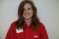 Assistant manager Alyssa Castor