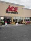 Store Front Bluegrass Ace Hardware