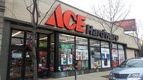 Store Front Edgebrook Ace Hardware