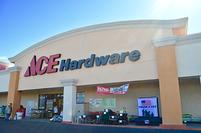 Store Front Frontier Ace Hardware