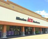 Store Front MISSION ACE HARDWARE