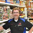 Assistant Store Manager Brian Athloff