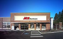 Store Front Ace Hardware & Paint
