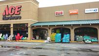 Store Front Islands ACE Hardware