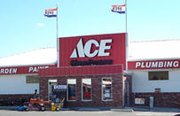 Store Front Ag Supply Ace Hardware Ephrata