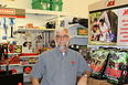 Owner Bill Winegardner