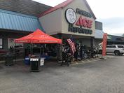 Store Front Homer's Searcy