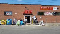 Store Front WINDSOR ACE