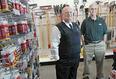 Owners Larry Pearce & Bill Gresham