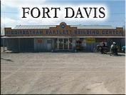 Store Front Fort Davis