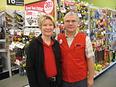 Owner Dan and Norma Barton