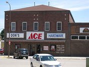 Store Front Don's Ace Hardware