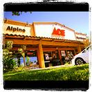 Store Front Alpine Ace Hardware