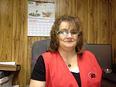 Manager Tina Webb
