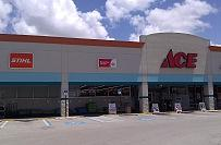 Store Front Conway Ace Hardware