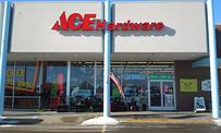 Store Front York Ace Hardware
