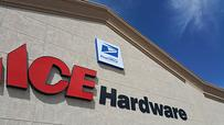 Store Front South Academy Ace Hardware