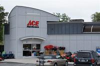 Store Front Falmouth Ace Exterior