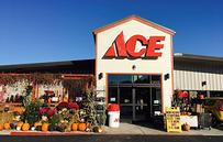 Store Front west salem ace hardware fall