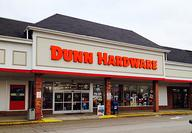 Store Front dunn hardware