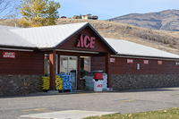 Store Front Ace Hardware Garden City