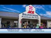 Store Front Brandywine Ace Pet Farm