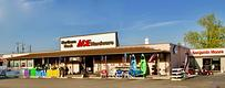 Store Front Horn's Northern Neck Ace Hardware