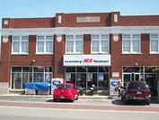 Store Front Lewisburg Ace Hardware