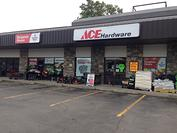 Store Front Portsmouth Ace Hardware