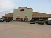 Store Front Newby's Ace Hardware