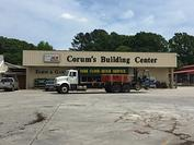 Store Front Corum's Ace Hardware