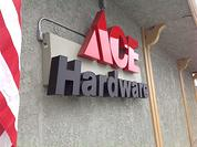 Store Front Ace Hardware
