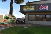 Store Front Hughson farm supply