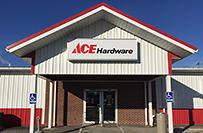 Store Front Ace Hardware of Salem