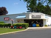 Store Front Bell Ace Hardware