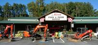 Store Front Reeves Feed & Farm