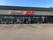 Store Front Sherwin Ace Hardware