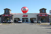 Store Front Oakley Ace Hardware