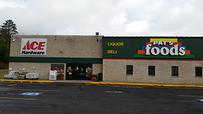 Store Front Pat's Foods Storefront