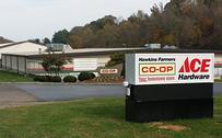 Store Front Hawkins Farmers Co-op