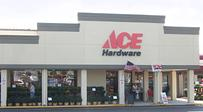 Store Front Rick's Ace Hardware