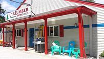 Store Front Cyr Lumber - Warner